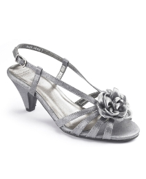 Ann Harvey Flower Sandal EEE Fit