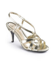Ann Harvey Strappy Sandal E Fit