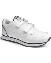 Ador Mens Double Touch & Close Trainers