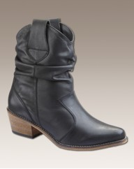 The Shoe Tailor Low Cut Cowboy Boot E