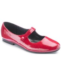Viva La Diva Patent Bar Shoes E Fit