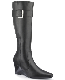 Legroom High Leg Boots Slim Calf EEE Fit