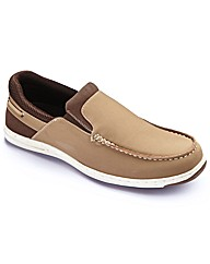 Cushion Walk Mens Slip-on Shoes Standard