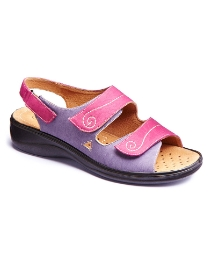 Cushion Walk Touch & Close Sandal E Fit