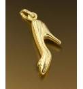 9ct Gold Shoe Charm