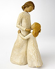 Willow Tree Mother & Daughter Figure