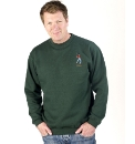 Personalised Golf Sweatshirt
