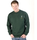 Personalised Cricket Sweatshirt