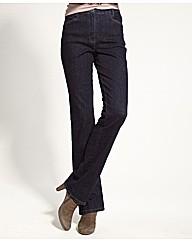 Michele Magic Straight Leg Jeans 76cm
