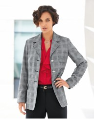 Gray & Osbourn Collared Blazer