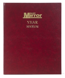 The Mirror Hardback Yearbook