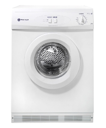 White Knight 6Kg Tumble Dryer White