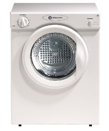 White Knight 3kg Uni-direction Dryer