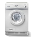 White Knight 7kg Condenser Dryer - White