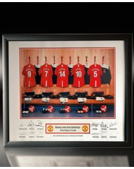 Framed Football Print + Free Gift