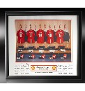 Framed Football Print + Free Framed Gift