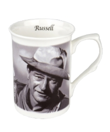 Personalised Bone China Legends Mug
