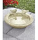 Vintage Bird Bath
