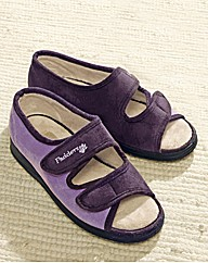 Padders Comfort Fit Slipper E