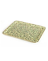 Willow Patter Tray with FREE Mug Tray