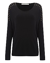 Passport Stud Trim Jumper