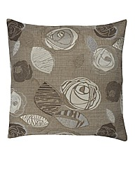Mackintosh Rose Chenille Cushions Pack 2