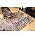 Multi Cotton Rug Pack of 2