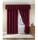 Velour Curtains