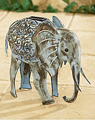 Animal Solar Sculptures