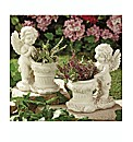 Cherub Planter Buy One Get One FREE