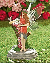 Butterfly Fairy Solar Light