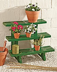 Etagere Plant Display Unit