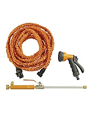 Stretch Hose Spray Nozzle