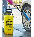 Pump Action Portable Power Washer