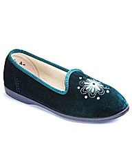 Free-Step Ladies Slippers E Fit