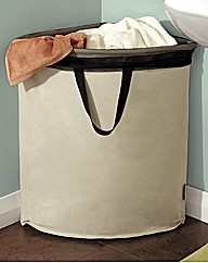 Corner Laundry Bin