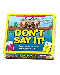 Dont Say It Game
