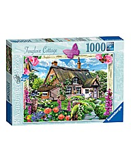 Foxglove Cottage 1000 Piece