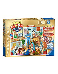 What If Home At The Vets 1000 Piece