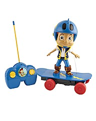 Jake & The Neverland Pirate RC Skateboar