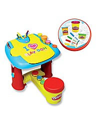Playdoh My 1st Desk With Accessory Pack