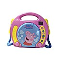 Peppa Pig CD Boombox