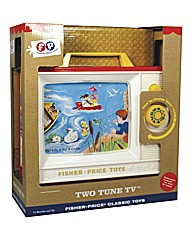 Fisher-price Classic Two Tune Television