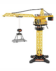Mega Machines Super Tower Crane