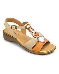Brevitt Sandals E Fit