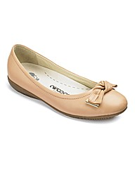 Aircool Ballerina Shoes EEE Fit