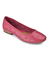 Easystep Ballerina Slip-On Shoes E Fit