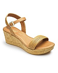 Lotus Interweave Sandals E Fit