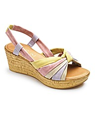 Lotus Sandals EEE Fit