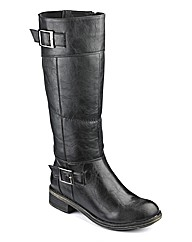 Lotus Boots Super Curvy Calf E Fit
